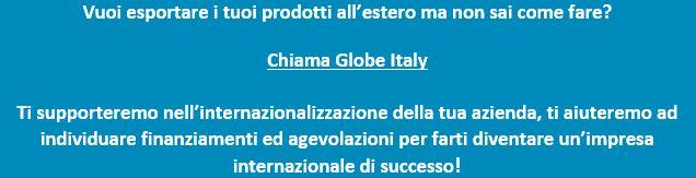 contatti globe italy